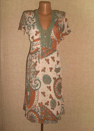 Платье-шифон. george