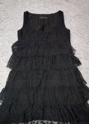 Распродажа к 01.06  цены ниже не будет!  стильно платье zara