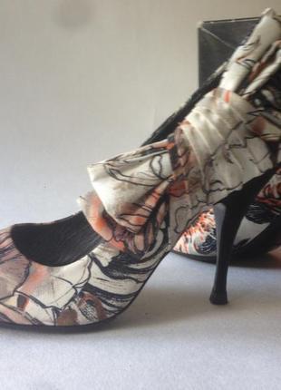 Шикарные туфли karen millen и клатч2 фото