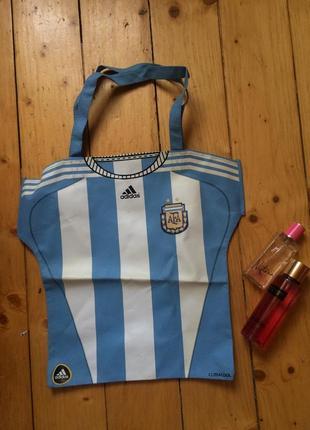 Летняя спортивная сумка шопер