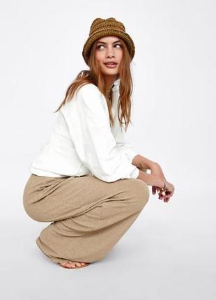 Betty jackson шикарные брюки, полированный лён/// много интересного///