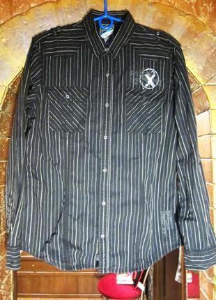 48-50р.next (оригинал) хлопковая рубашка