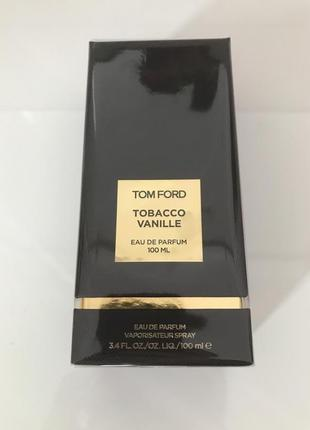 Tom ford tobacco vanille 100 ml. оригинал