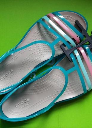 Crocs isabella sandals летняя обувь