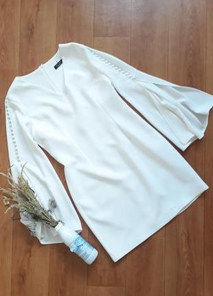 Свадебное, белое платье, платье из турции