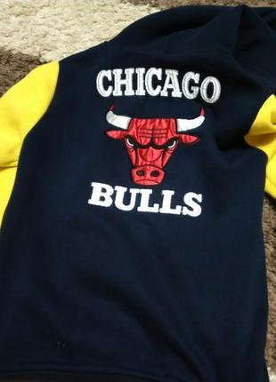 "Толстовка ""chicago bulls"""