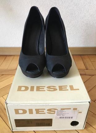 Туфлі diesel