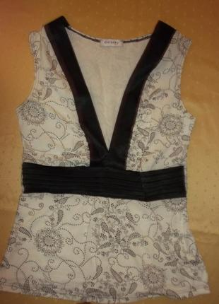 Майка блузка - р. xs - orsay