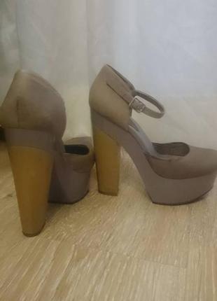 Сумасшедшие туфли bcb generation 37 рр
