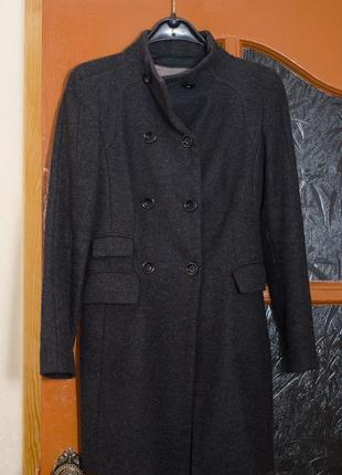 Осеннее пальто zara
