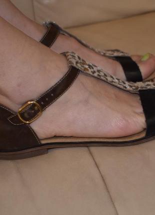 Босоножки сандали риекер rieker р.39 25-25,5 на широкую