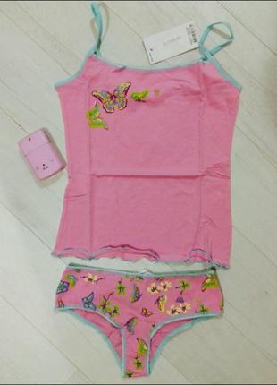 Нежная девичья пижама/ комплект для сна