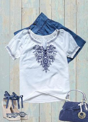 Стильная рубашка - вышиванка