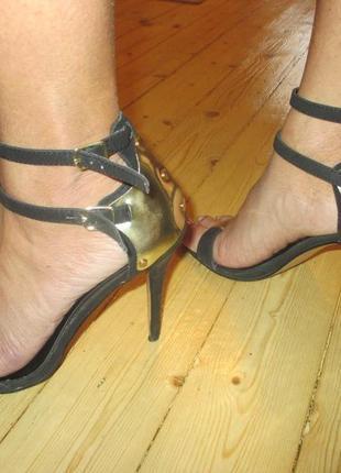 Нарядные туфли на каблуке new look