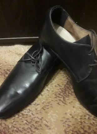 Мужские туфли fellini.италия.оригинал. премиум. р 41-42