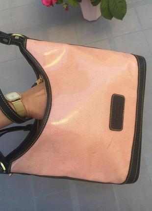 Шикарная силиконовая сумка dooney&bourke, оригинал