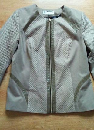 Новый женский пиджак renome 52 размера