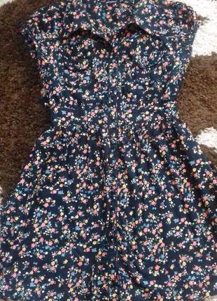 Модне платічко в квіточки