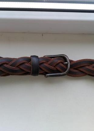 Кожаный ремень pieces accessories
