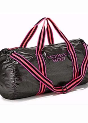 Стильная спортивная сумка victoria's secret