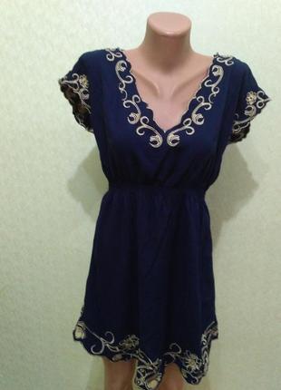 Легкое платье \ пляжное платье