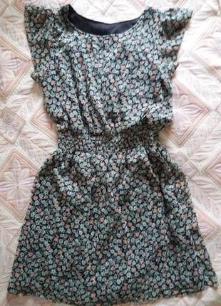 Легке шифонове плаття на літо