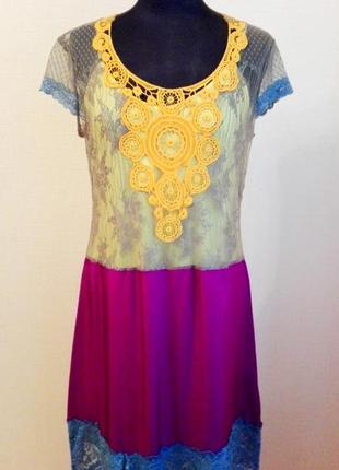 Кружевное платье pianurastudio