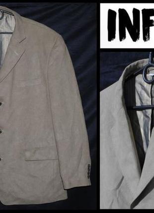 Брендовий піджак чоловічий infiniti man xxl [німеччина] (пиджак мужской)
