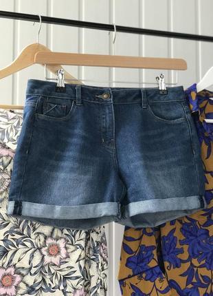 Шорты george джинсовые короткие новые