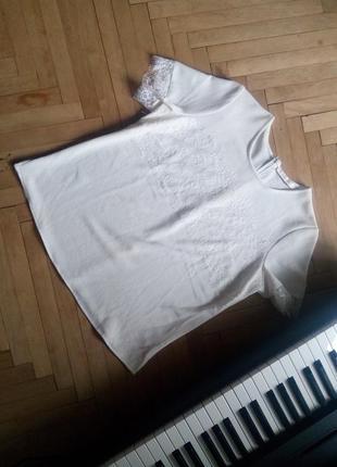 Новая блуза-футболка