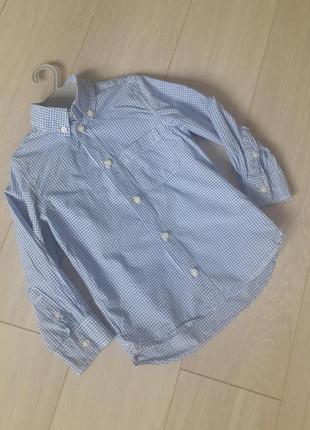 Гарненька сорочка h&m на 3-4 рочки
