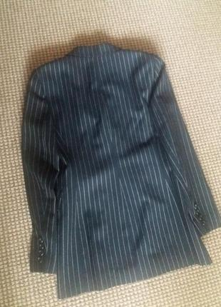 Удлинённый стильнейший пиджак  cerutti1881 оригинал4 фото