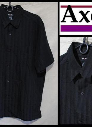 Брендова сорочка чоловіча axcess l-xxl [індонезія] (рубашка мужская)
