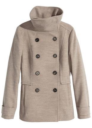 Пальто h&m размер 40