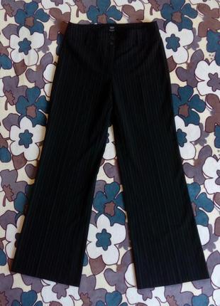 Офисные брюки в полоску esprit
