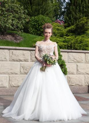 "Свадебное платье ""jive"" armonia,"