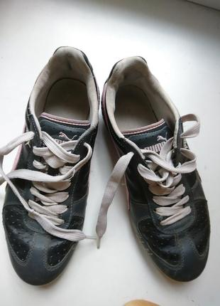 Puma кроссовки .