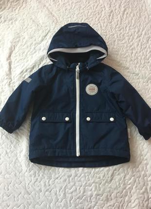 Термо курточка на мальчика reima