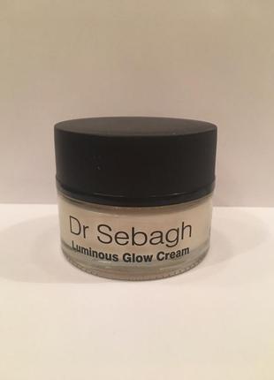 Dr sebagh крем для сияния кожи luminous glow