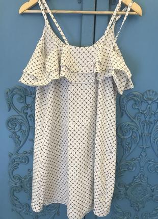 Платье летнее нежное