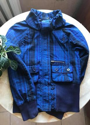 Пиджак легкая куртка фирмы h&m размер xs s