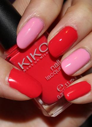 Лак для нігтів 489kiko milano