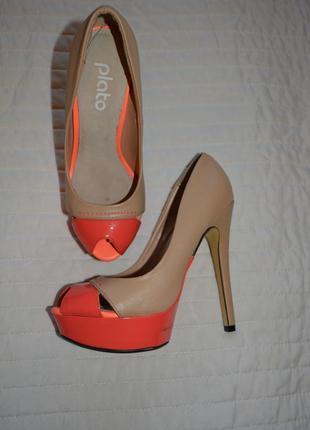 Распродажа! туфли 41 р., по стельке 26 см