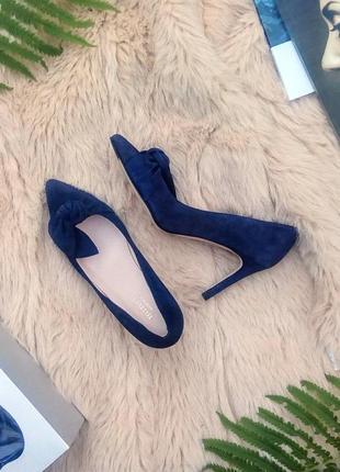 Классические замшевые туфли от minelli, 36