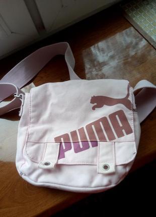 Спортивная сумочка puma