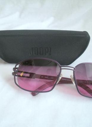 Сонцезахисні окуляри joop, оригинал