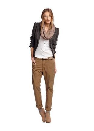 Котонові штани-чинос