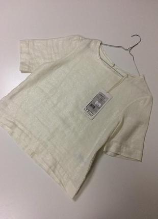 Льняная блуза s.oliver