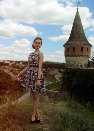 Красивое платье от kira plastinina