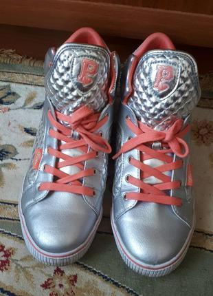 1+1=3 / сникерсы /серебрянные суперские кросы